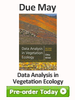 Data Analysis Vegatetive Ecology