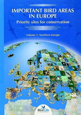 Important Bird Areas in Europe: Priority Sites for Conservation (2-Volume Set)
