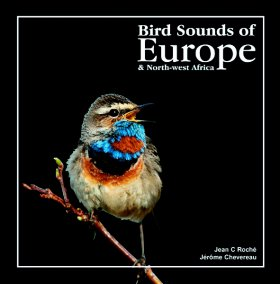 Bird Sounds of Europe and North-west Africa (10CD)