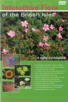 Interactive Flora of the British Isles: DVD-ROM