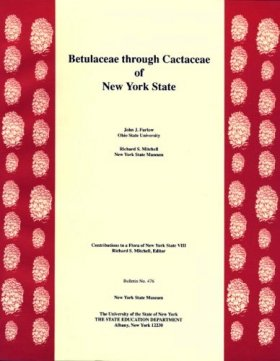 Betulaceae Through Cactaceae of New York State