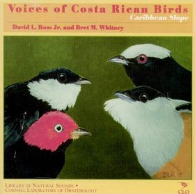 Voices of Costa Rican Birds: Caribbean Slope (2CD)