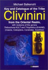 Key and Catalogue of the Tribe Clivinini from the Oriental Realm, with Revisions of the Genera Thliboclivina Kult and Trilophidius Jeannel (Insecta, Coleoptera, Carabidae, Scarititae, Clivinini)