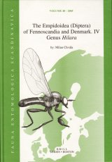 The Empidoidae (Diptera) of Fennoscandia and Denmark