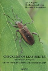 Check List of Leaf-Beetle Chrysomelidae (Coleotera), of the Eastern Europe and Northern Asia