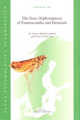 The Fleas (Siphonaptera) of Fennoscandia and Denmark