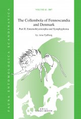 The Collembola of Fennoscandia and Denmark: Part 2: Entomobryomorpha and Symphypleona