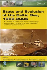 State and Evolution of the Baltic Sea, 1952-2005