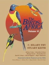 The Birds of Africa, Volume 6