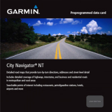 Garmin City Navigator NT - UK and Ireland MicroSD