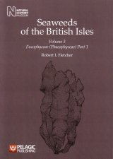Seaweeds of the British Isles, Volume 3 Part 1