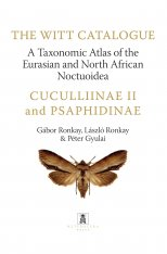 The Witt Catalogue Volume 5: A Taxonomic Atlas of the Eurasian and North African Noctuoidea