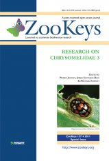 ZooKeys 157: Research on Chrysomelidae 3