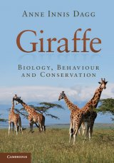 Giraffe: Biology, Behaviour and Conservation