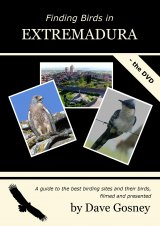 Finding Birds in Extremadura - The DVD (Region 2)