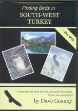 Finding Birds in South-West Turkey - The DVD (All Regions)