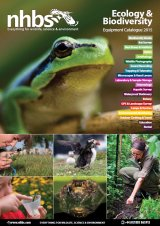 Ecology & Biodiversity Equipment Catalogue 2015