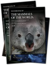 Handbook of the Mammals of the World, Volumes 1 to 5