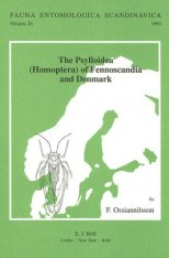 The Psylloidea (Homoptera) of Fennoscandia and Denmark