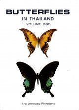 Butterflies of Thailand, Volume 1