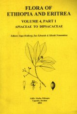 Flora of Ethiopia and Eritrea, Volume 4, Part 1