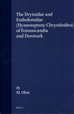 The Dryinidae and Embolemidae (Hymenoptera: Chrysidoidea) of Fennoscandia and Denmark