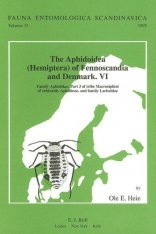 The Aphidoidea (Hemiptera) of Fennoscandia and Denmark, Part 6