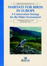 Habitats for Birds in Europe