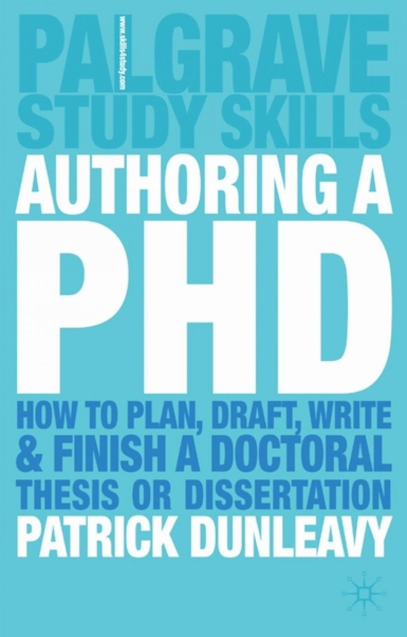 What is phd dissertation