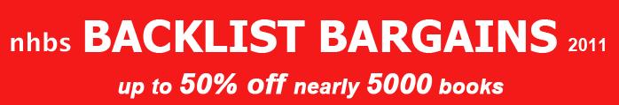 Backlist Bargains 2011