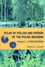 Atlas of Pollen and Spores of the Polish Neogene, Volume 2 Image