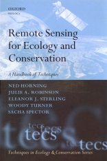 Remote Sensing for Ecology and Conservation - A handbook of techniques