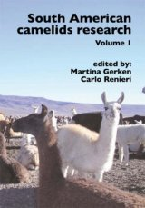 South American Camelids Research, Volume 1 Image