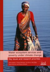 Water Ecosystem Services, Poverty and Climate Change Image