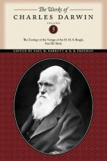 The Works of Charles Darwin, Volume 5 Image