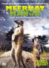 Meerkat Manor - DVD: Series 4 (Region 2) Image