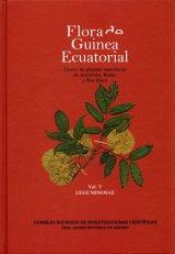 Flora de Guinea Ecuatorial, Volume 5: Leguminosae Image