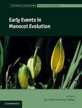 Early Events in Monocot Evolution Image