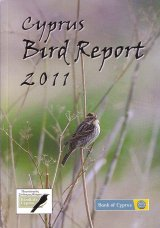 Cyprus Bird Report 2011 Image