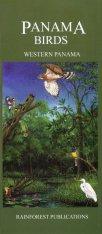 Panama Birds, Western Panama [English / Spanish] Image