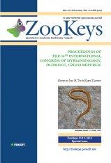 ZooKeys 510: Proceedings of the 16th International Congress of Myriapodology, Olomouc, Czech Republic Image