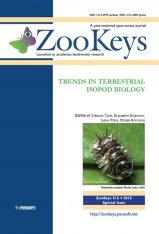 ZooKeys 515: Trends in Terrestrial Isopod Biology Image