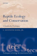Reptile Ecology and Conservation - A handbook of techniques