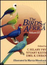 The Birds of Africa, Volume 3 Image