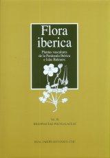 Flora Iberica, Volume 9: Rhamnaceae - Polygalaceae Image
