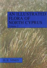 An Illustrated Flora of North Cyprus, Volume 2 Image
