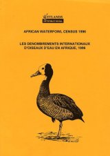 African Waterfowl Census 1996 Image