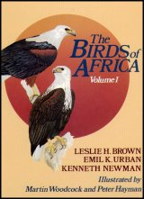 The Birds of Africa, Volume 1 Image