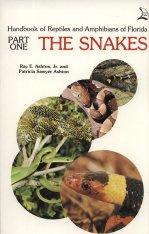 Handbook of Reptiles and Amphibians of Florida, Part 1: The Snakes Image